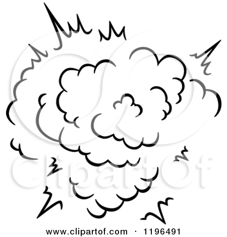 Explosion Black And White Clip Art Image Gallery explosio...