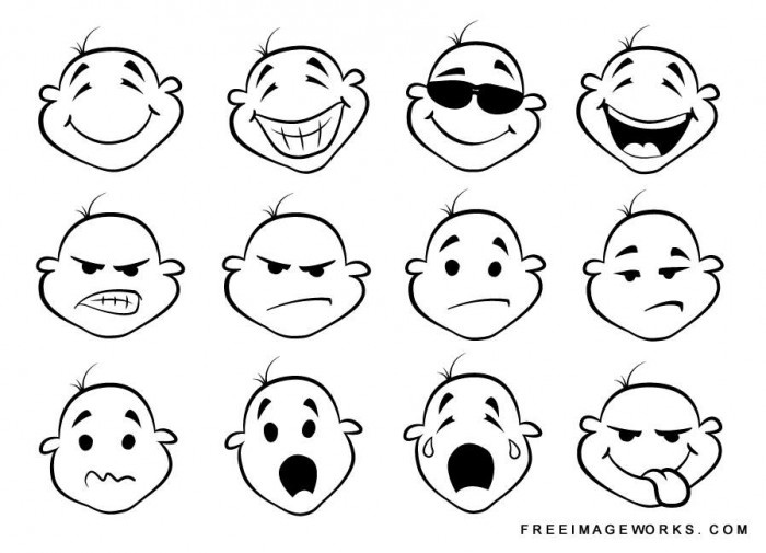 Expression Clipart | Clipart Panda - Free Clipart Images