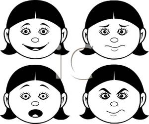 Expressions Clip Art | Clipart Panda - Free Clipart Images
