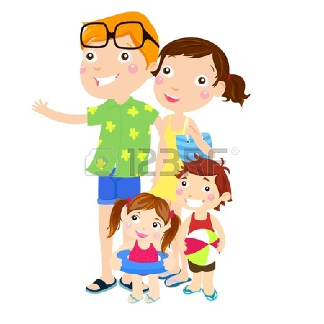 Extended Family Clipart | Clipart Panda - Free Clipart Images