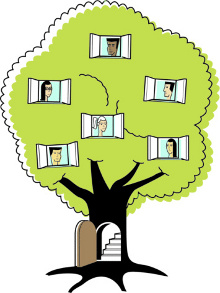 family tree types clipart panda free clipart images