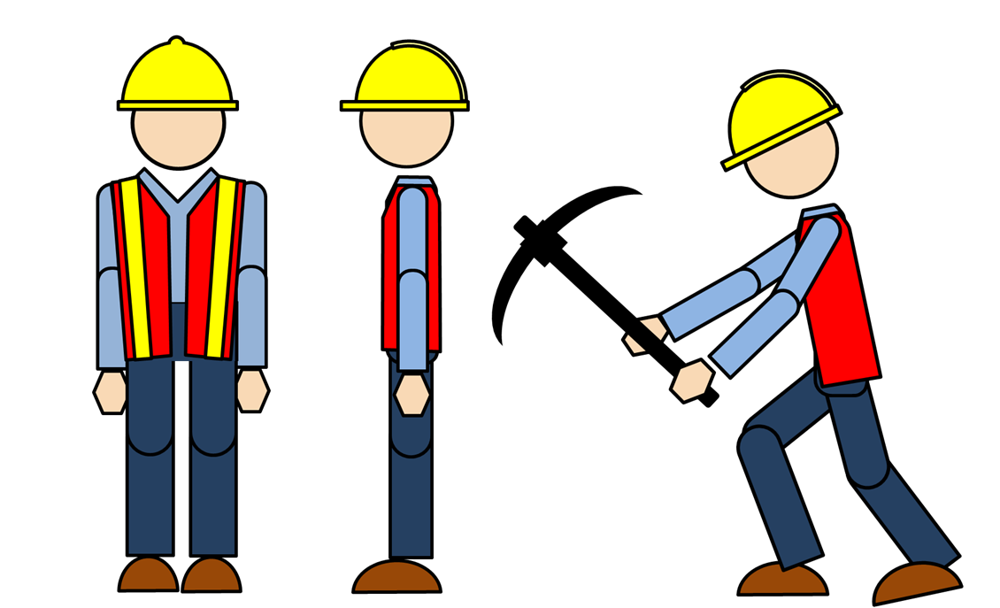 extent 20clipart  Construction Worker Transparent Png