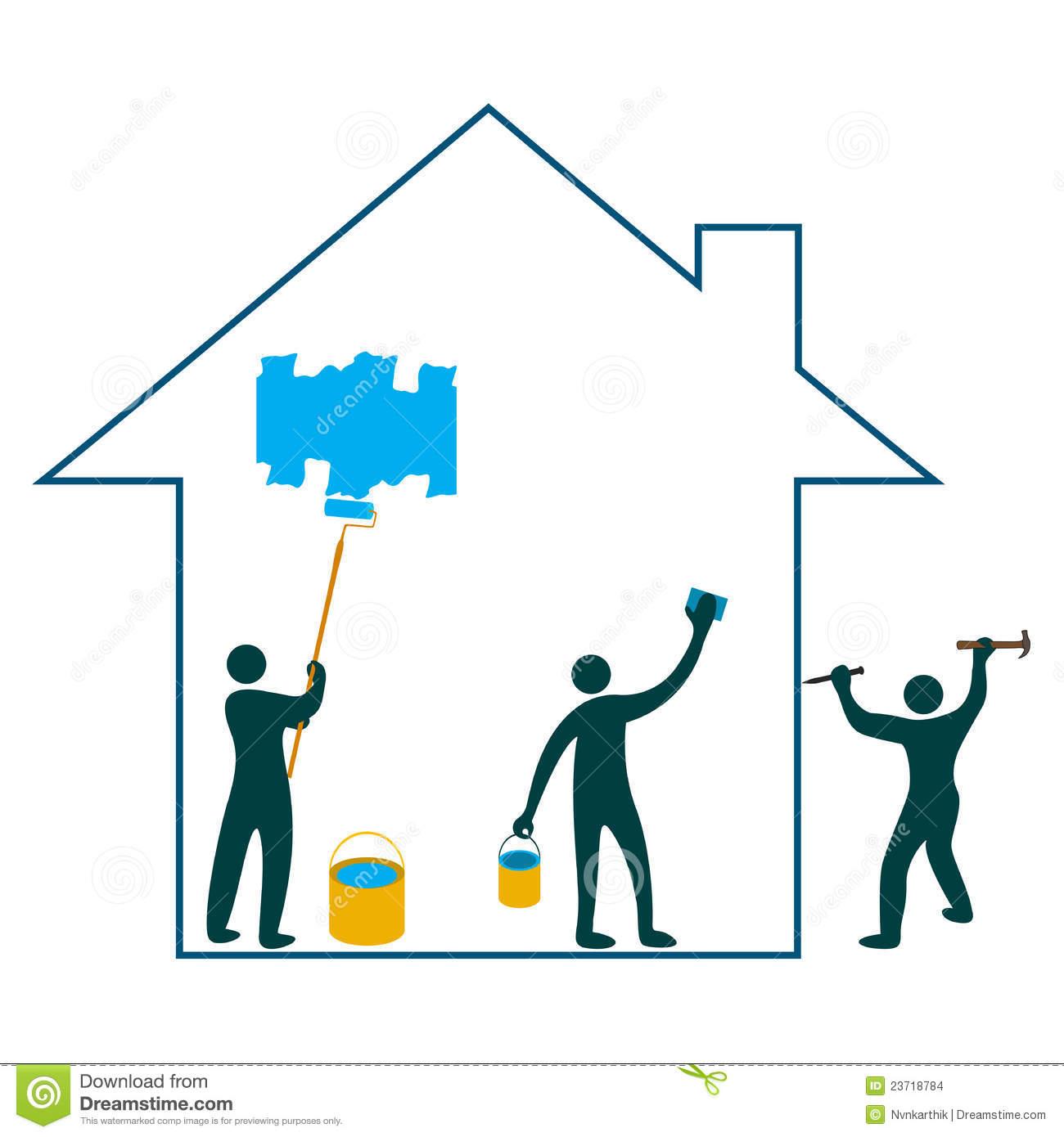 home repair clipart - photo #44