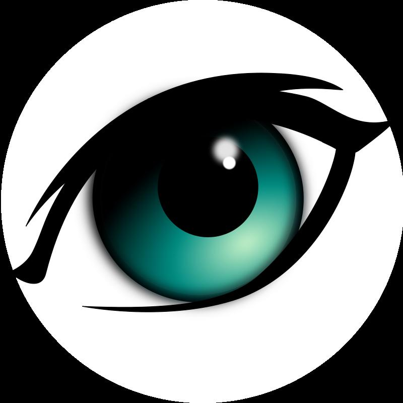 Green Eye Clip Art | Clipart Panda - Free Clipart Images