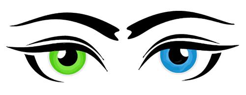 Blue Eye Clip Art | Clipart Panda - Free Clipart Images