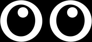 Googly Eyes Clipart
