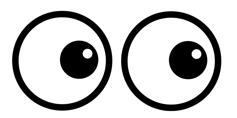 Cartoon Eyes | Clipart Panda - Free Clipart Images