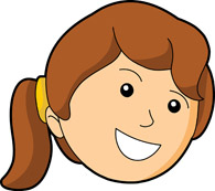 face-clip-art-TN girl smiley face 813 jpgHappy Girl Face Clip Art