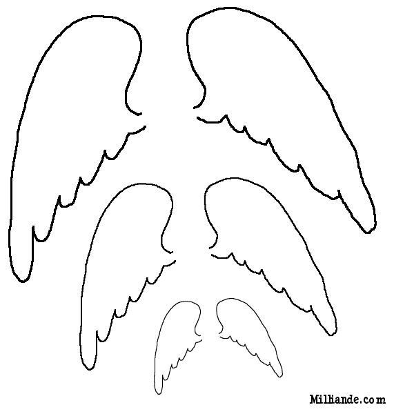 picture relating to Free Printable Fairy Wings named Fairy Wings Template Clipart Panda - Totally free Clipart Visuals