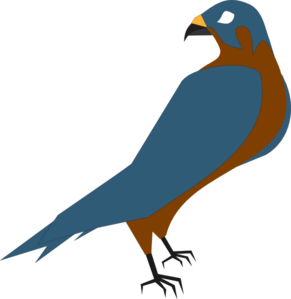 Falcon Clip Art