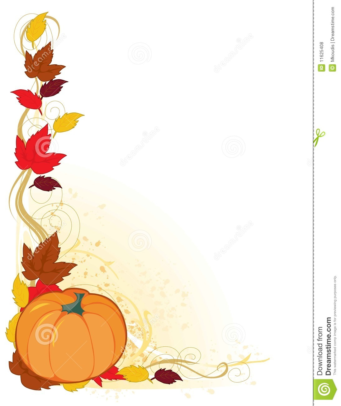 Fall Leaves Border Clipart | Clipart Panda - Free Clipart ...