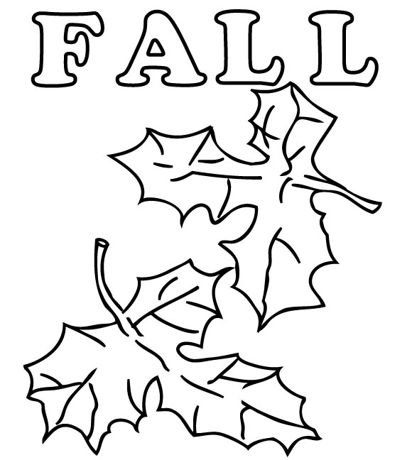 Fall coloring pages clipart panda free clipart images for Fall coloring pages for toddlers