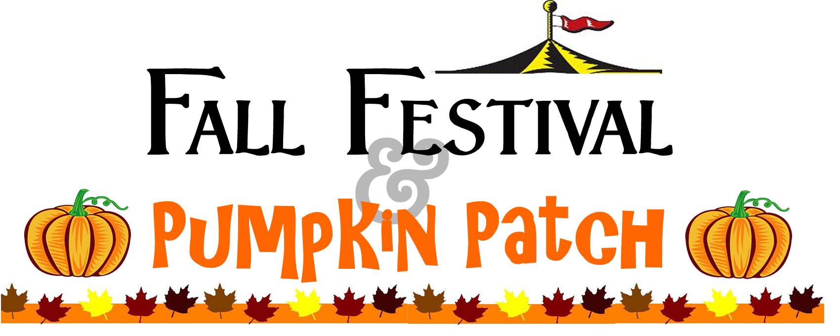 Fall Festival Border Clip Art