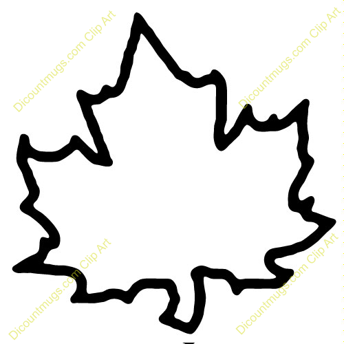 Fall Leaf Clipart Outline Clipart Panda Free Clipart Images