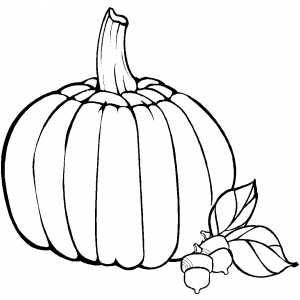 Fall pumpkin coloring pages clipart panda free clipart for Pumpkin coloring pages free