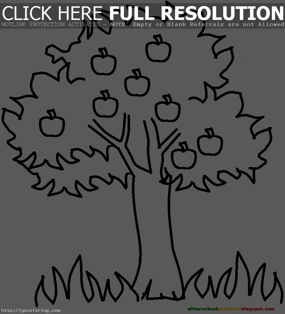 fall trees coloring pages clipart panda free clipart images