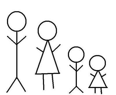 free stick person coloring pages - photo#35