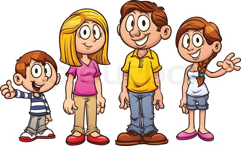 Family Clipart Pictures | Clipart - 107.5KB