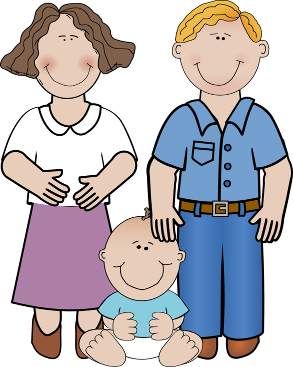 Happy Family Clip Art | Clipart Panda - Free Clipart Images