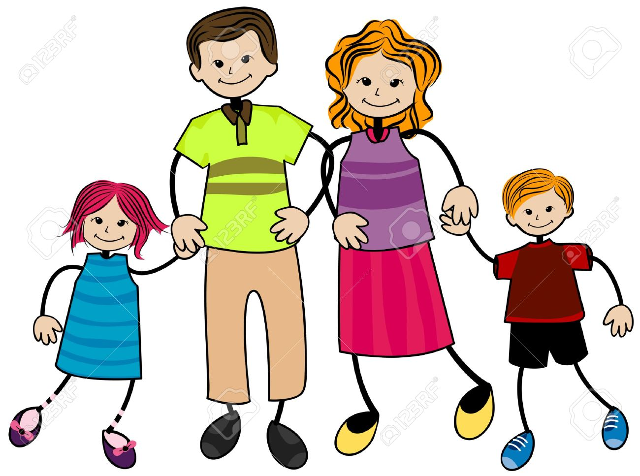 family clip art free printable clipart panda free clipart images rh clipartpanda com clipart of family and friends day clip art of family members