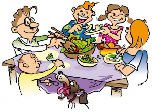 family dinner clipart clipart panda free clipart images rh clipartpanda com family dinner clipart black and white family eating dinner clipart black and white