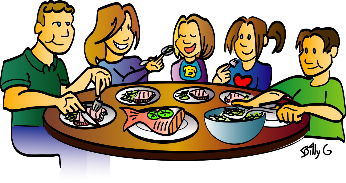 family%20dinner%20table%20clipart