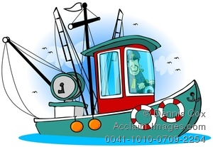 Commercial Fishing Boat Clipart | Clipart Panda - Free Clipart Images