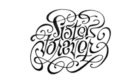 Family is forever word art clipart panda free clipart for Tattoos that say something different upside down