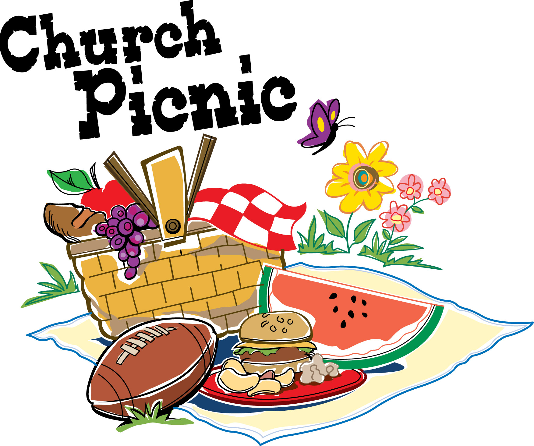 church picnic clip art clipart panda free clipart images rh clipartpanda com free picnic clipart images free picnic clipart images