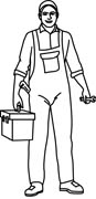 Person Clipart Black And White | Clipart Panda - Free Clipart Images