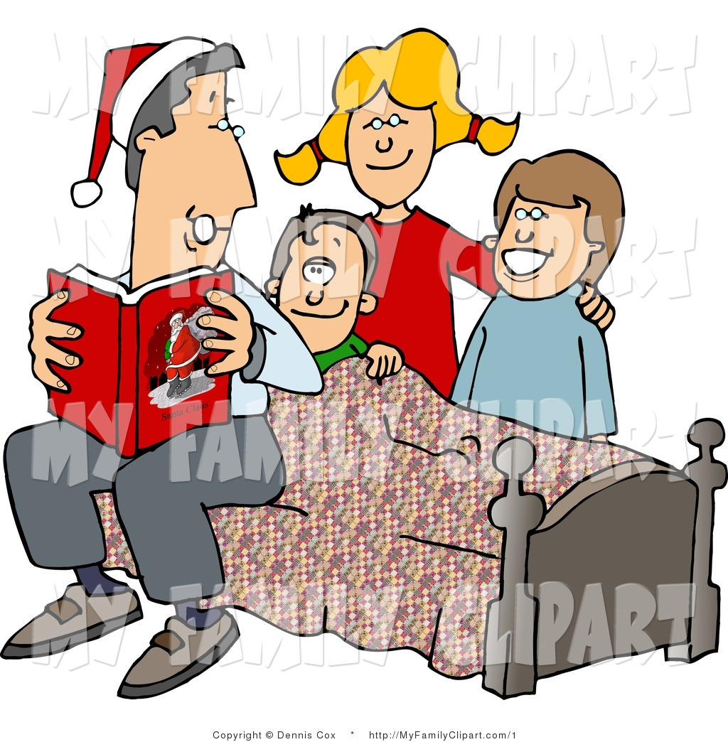 clipart family reading together - photo #14