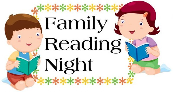 Image result for family reading clipart