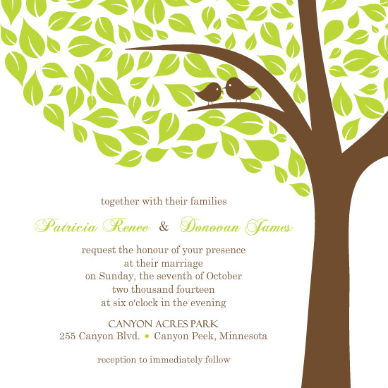 Family Reunion Invitation Templates – Family Reunion Invitation