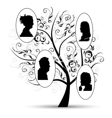 Family Reunion Tree Clipart | Clipart Panda - Free Clipart Images