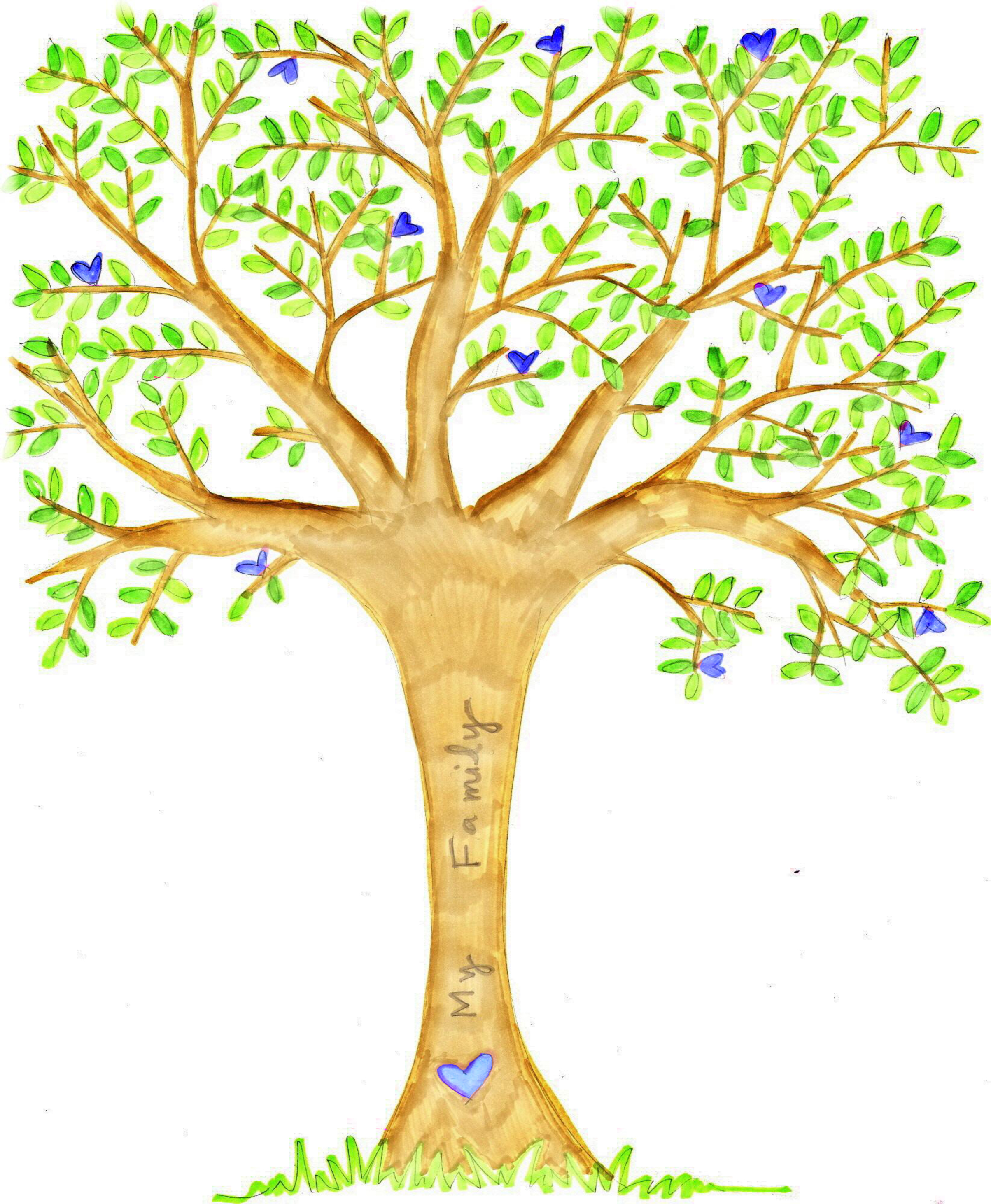 Family Tree Background   Clipart Panda - Free Clipart Images