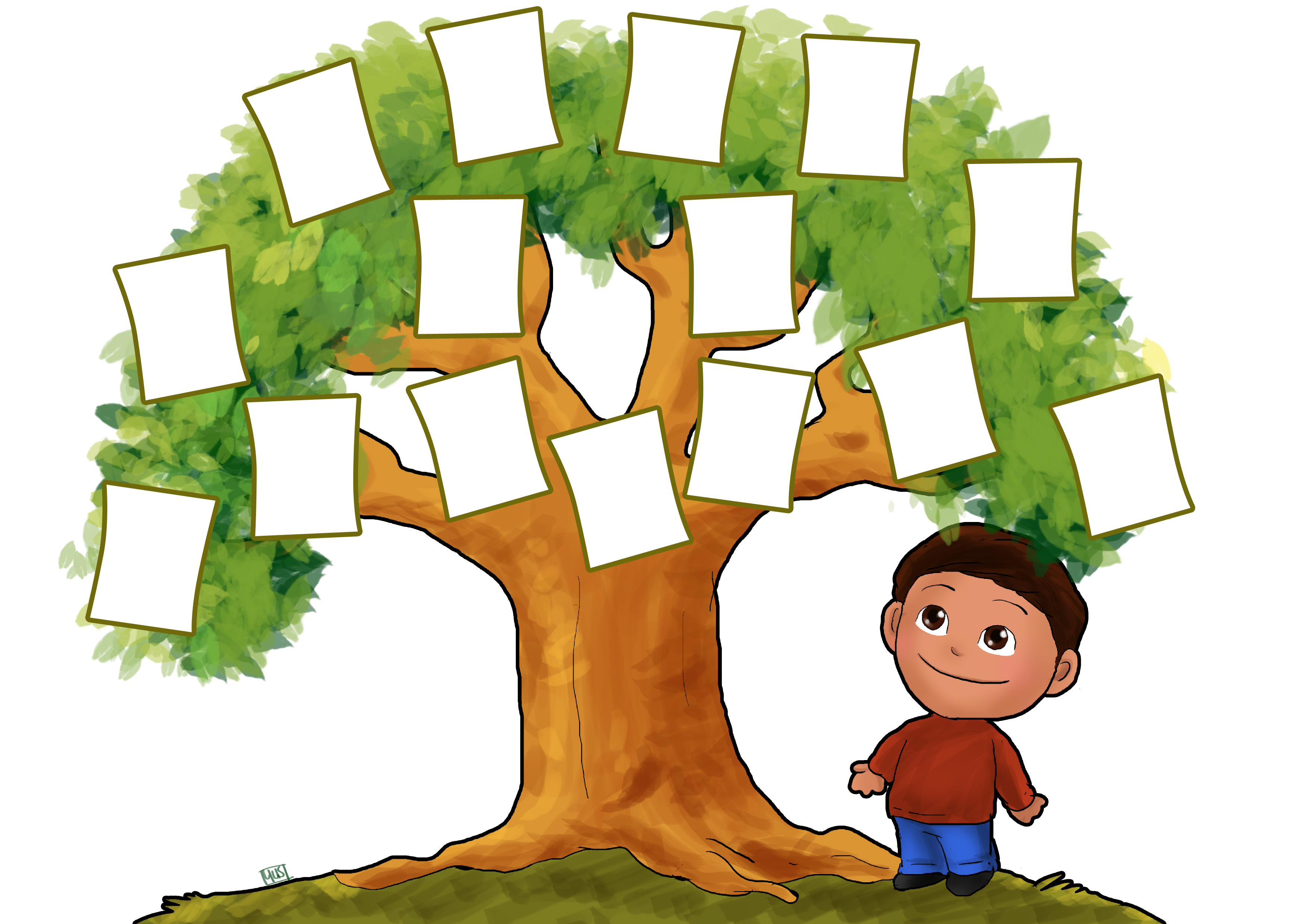 Worksheets Family Tree Worksheet For Kids family tree printable clipart panda free images clipart