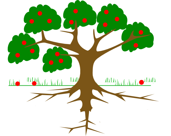 Clip Art Tree With Roots Clipart family tree with roots clipart panda free images