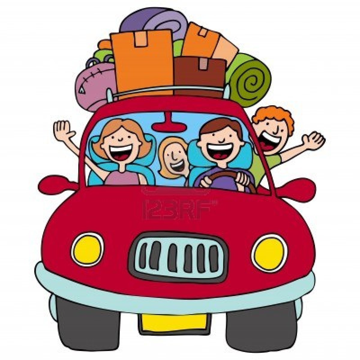 clipart of family vacation - photo #8