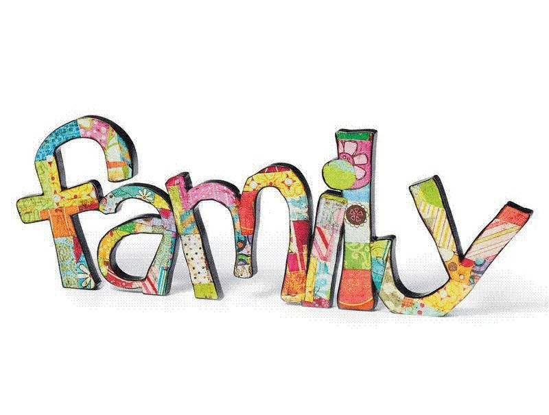 Family word images clipart panda free clipart images for Design my picture