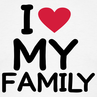 Family Word Images