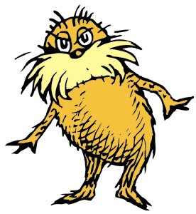 Clip Art Lorax Clip Art dr seuss lorax clip art clipart panda free images