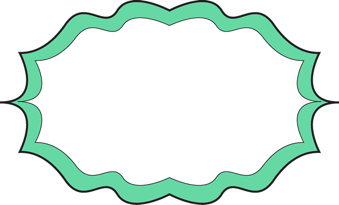 Fancy Border Frame Clipart | Clipart Panda - Free Clipart Images