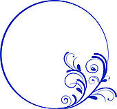 Fancy Oval Frame Clip Art   Clipart Panda - Free Clipart Images
