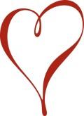 Purple Wedding Heart Clip Art | Car Interior Design