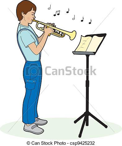 Trumpet fanfare | Clipart Panda - Free Clipart Images