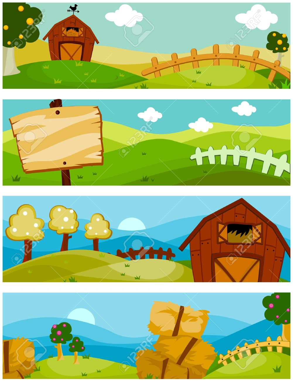 Farm Clip Art Free | Clipart Panda - Free Clipart Images