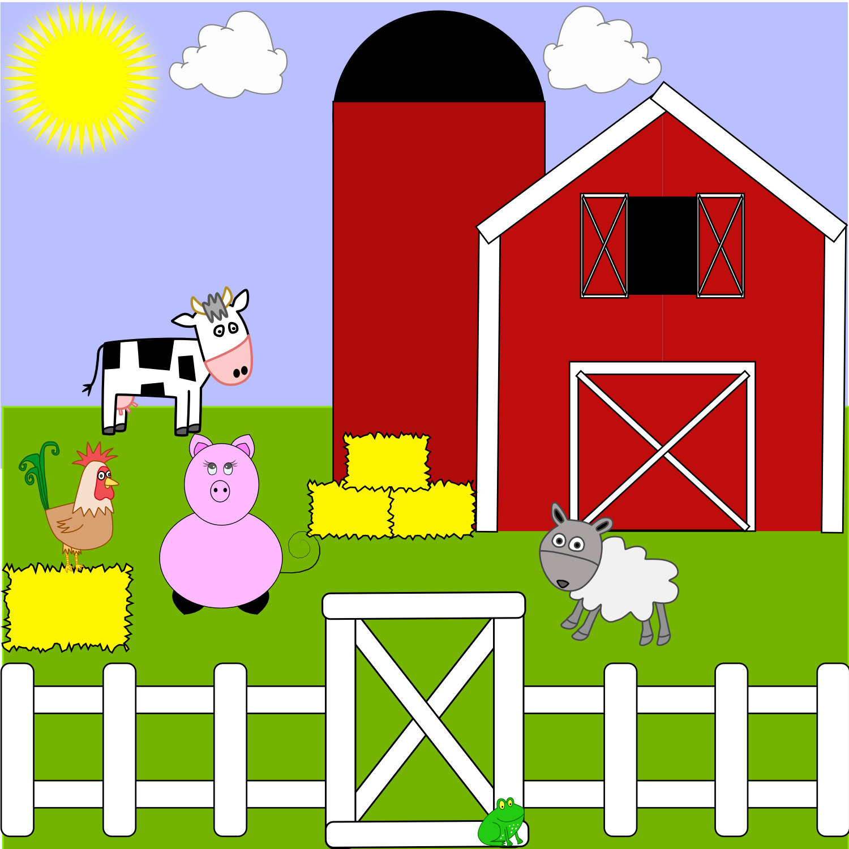 Farm Clipart | Clipart Panda - Free Clipart Images