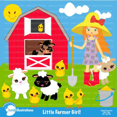 Free farm animal clipart for teachers - photo#48