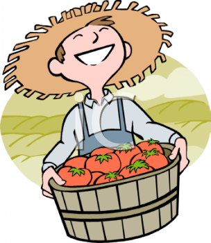 Farmer And Wife Clipart Clipart Panda Free Clipart Images