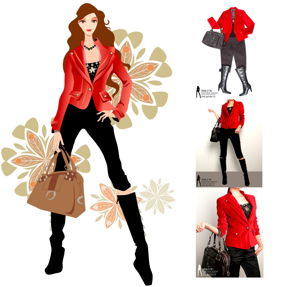 Fashion design clipart clipart panda free clipart images Free style fashion show download